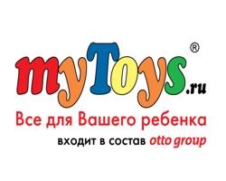 купоны на скидку myToys 2014